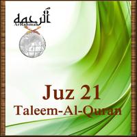 Taleem-Al-Quran Juz-21 podcast
