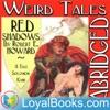 Red Shadows by Robert Ervin Howard artwork