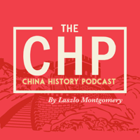 Podcast cover art for The China History Podcast