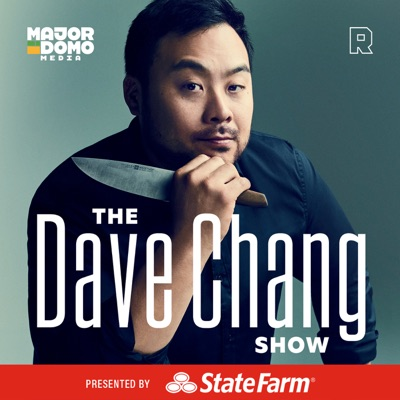 The Dave Chang Show:The Ringer & Majordomo Media