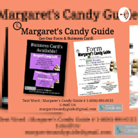 Margaret's Candy Guide Corporation podcast