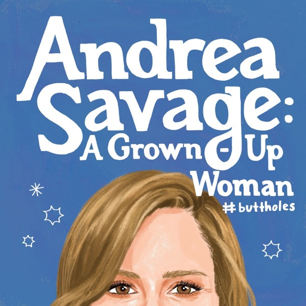 Andrea Savage: A Grown-Up Woman #buttholes image
