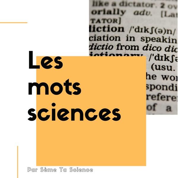 Les mots sciences