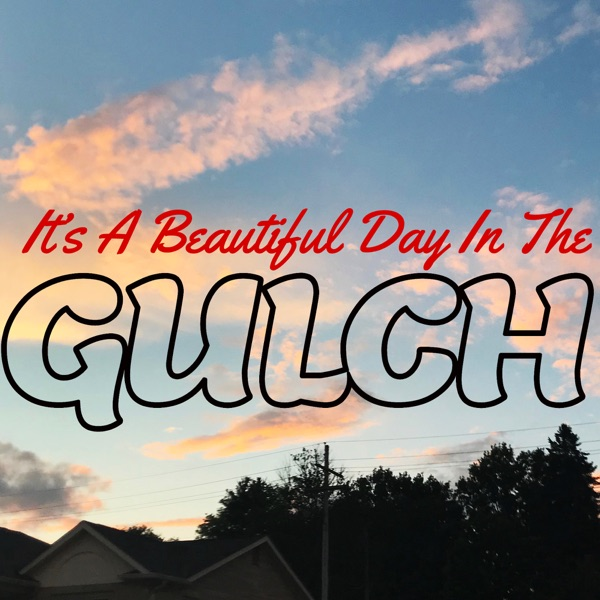 It's a Beautiful Day In The Gulch banner backdrop