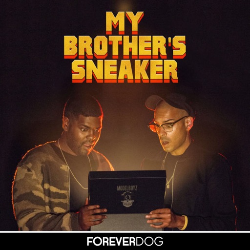 Cover image of My Brother's Sneaker with Isaiah and Yassir Lester