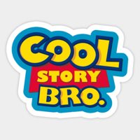 Cool Story, Bro! podcast