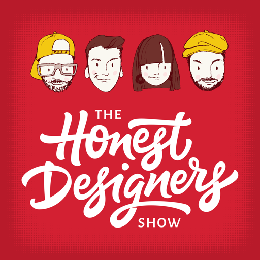 Cover image of The Honest Designers Show