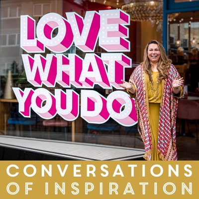 Living a colourful and creative life, with Annie Sloan