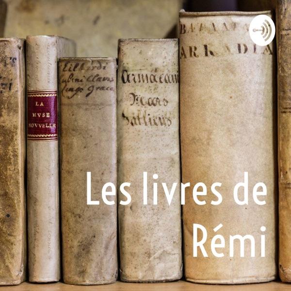 Les livres de Rémi