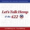 Let's Talk Hemp and The 422 artwork