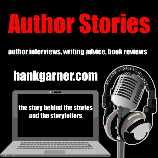 Cover image of Author Stories - Author Interviews, Writing Advice, Book Reviews