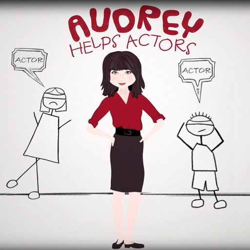 Cover image of Audrey Helps Actors