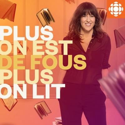 Plus on est de fous, plus on lit!:Radio-Canada