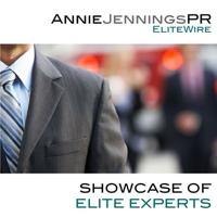 Annie Jennings PR EliteWire podcast