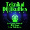 - TEKDIFF (teknikal diffikulties)- artwork