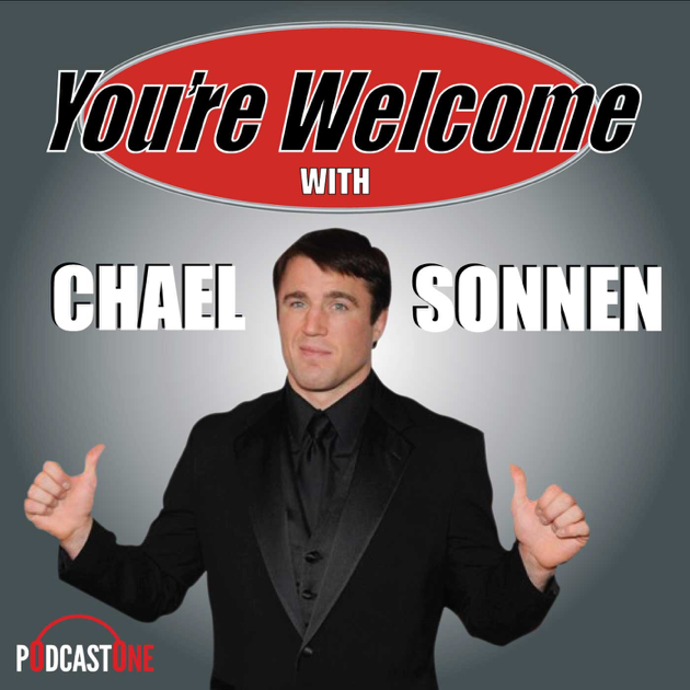 Image result for chael sonnen you're welcome