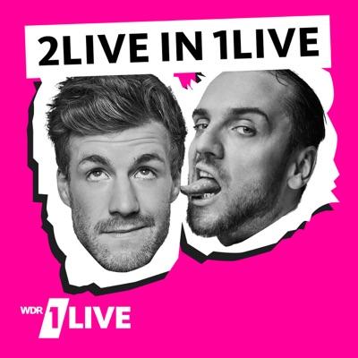 2LIVE IN 1LIVE:Westdeutscher Rundfunk