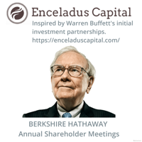 Berkshire Hathaway Annual Shareholder Meetings (since 1994) podcast