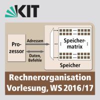 Rechnerorganisation, Vorlesung, WS16-17 podcast