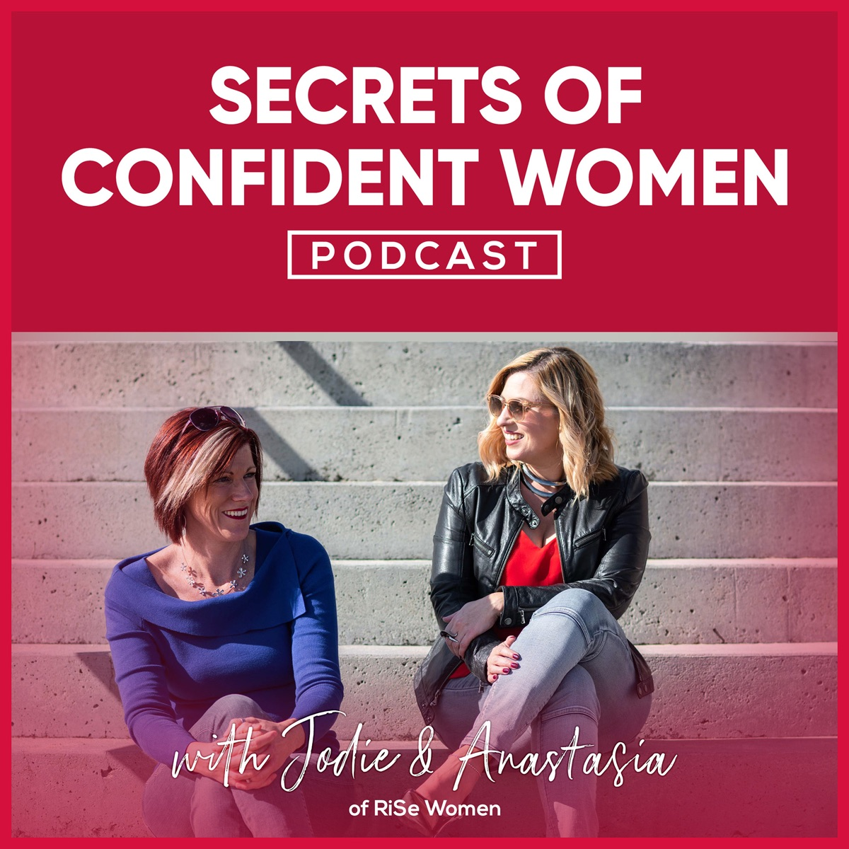 Secrets of Confident Women Podcast