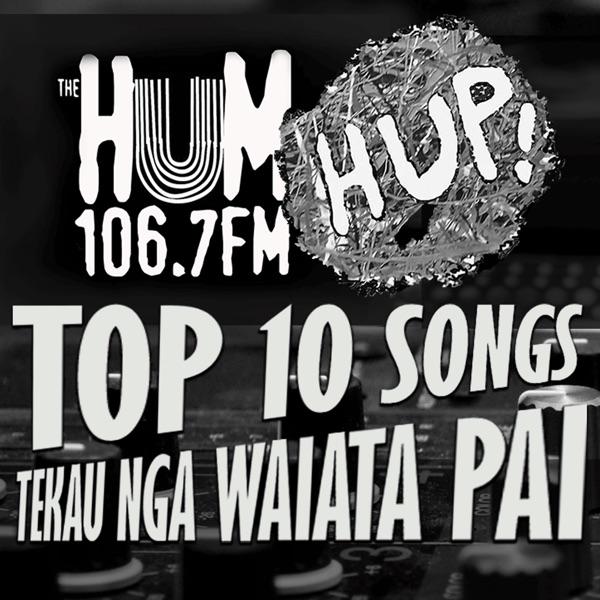 Tekau Nga Waiata Pai - NZ Indie Top 10