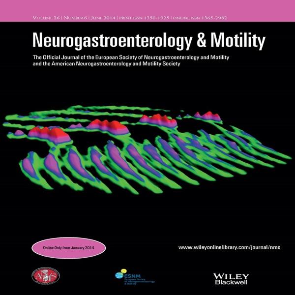 Neurogastroenterology and Motility - November 2015