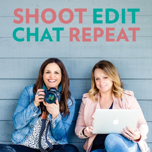Cover image of Shoot Edit Chat Repeat