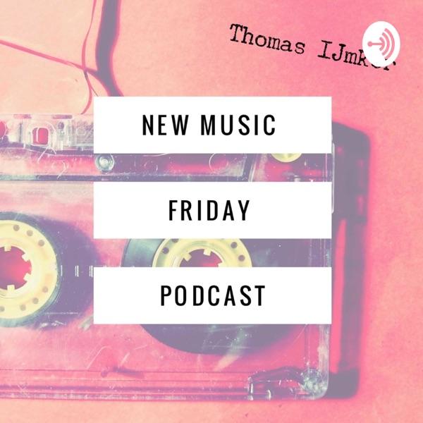 Thomas IJmker's New Music Friday