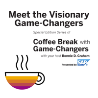 Meet The Visionary Game-Changers, Presented by SAP podcast