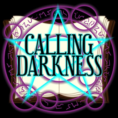 Calling Darkness Podcast:Gemma Amor and S.H. Cooper