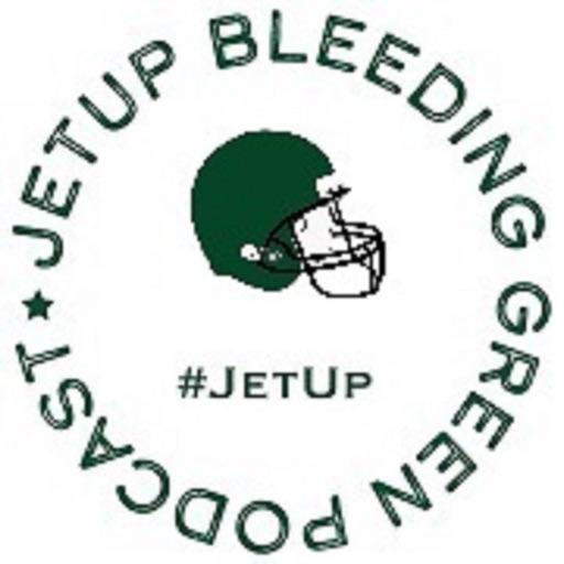 Cover image of JetUp Bleeding Green Podcast
