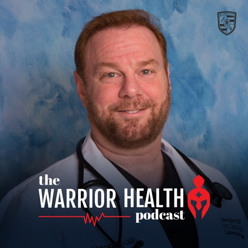 Cover image of WARRIOR HEALTH WITH DR. ADAM SPLAVER