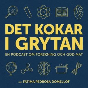 Det kokar i grytan podcast