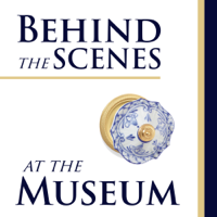 Behind the Scenes at the Museum podcast