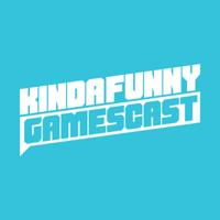 Podcast cover art for Kinda Funny Gamescast
