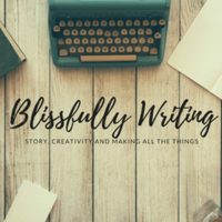 Blissfully Writing Podcast