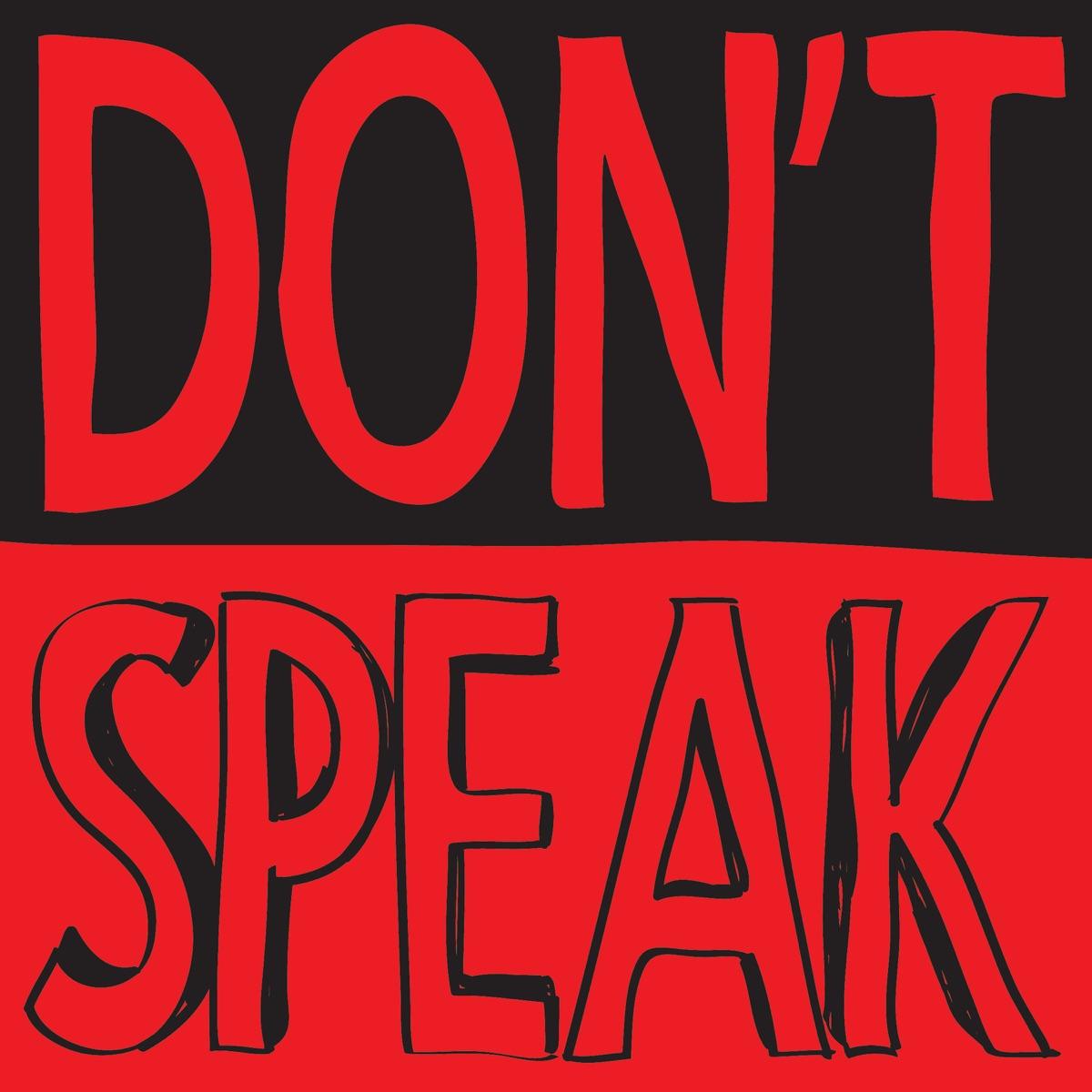 Don't Speak with Jenna Watt