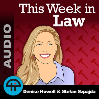 This Week in Law (Audio):TWiT