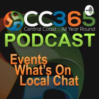 CC365 Central Coast Events & More podcast