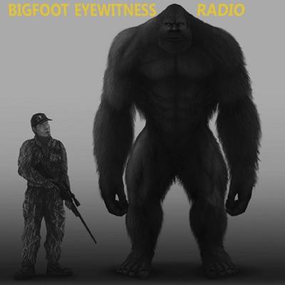 Bigfoot Eyewitness Radio:Vic Cundiff