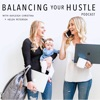 BALANCING YOUR HUSTLE artwork