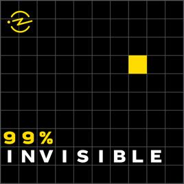 99% Invisible Book Cover
