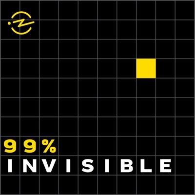 99% Invisible:Roman Mars