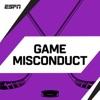 Game Misconduct with Don La Greca artwork