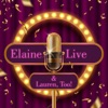 Elaine Live & Lauren, Too! artwork
