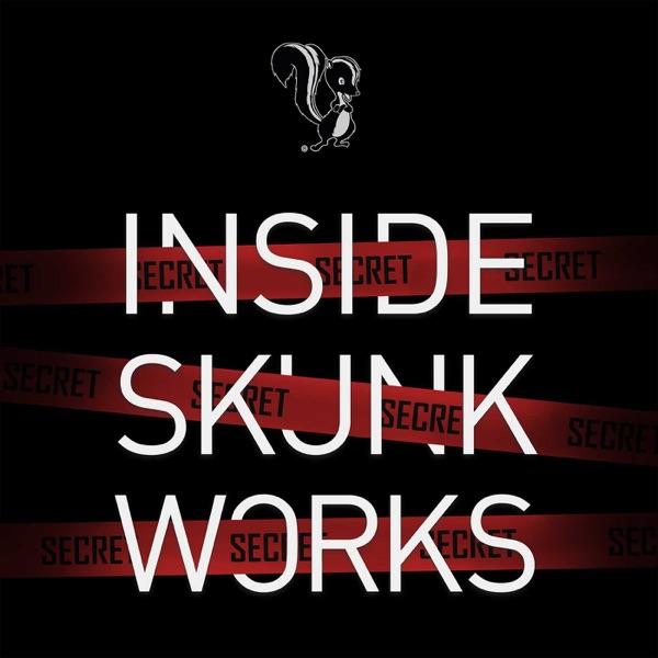 Inside Skunk Works banner backdrop