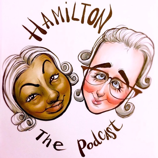 Cover image of Hamilton The Podcast