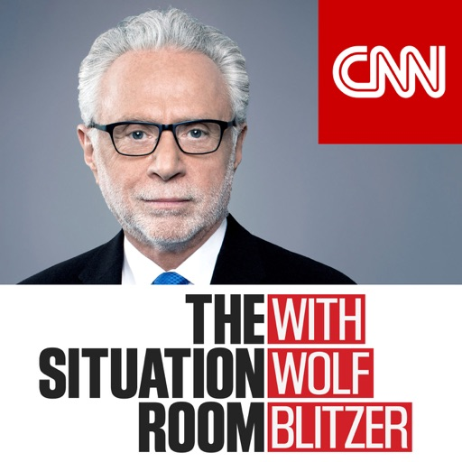 Cover image of The Situation Room with Wolf Blitzer