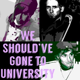 We Should've Gone to University: #21 Coheed and Cambria
