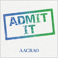 Admit It, An AACRAO Podcast podcast
